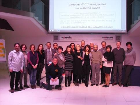 partecipanti corso regionale roma